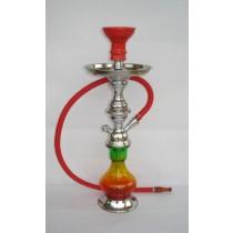 Small Multicolored 18'' Hookah