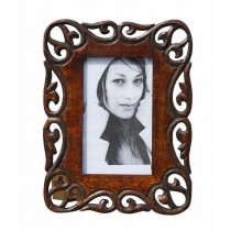 Small Square Shaped 5 x 7 Photo Frame