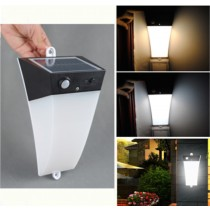 Solar Garden Motion Light