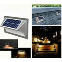 Solar Step Wall Light