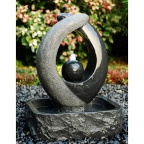 Square Shape Base Fountain-60x50x80cm