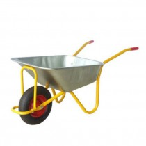 Square Tray with Handle Wheel barrow