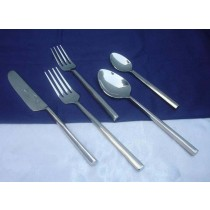 Steel Spoon and Fork Set
