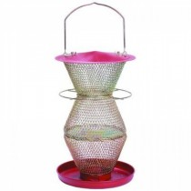 Stylish 3-Tier Hanging  Bird Feeder