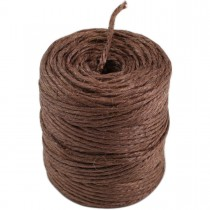 Stylish Brown Finish Jute Rope