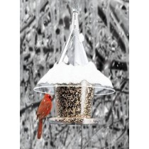 Stylish Design Hanging Bird Feeder