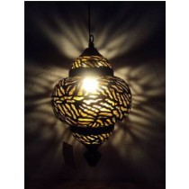 Stylish Etching Lamp