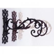 Stylish Multi Color Finish Hanging Basket Bracket