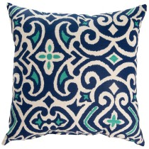 Stylish New Damask Polyester Cushion
