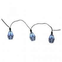 Stylish Solar Diamond Led String Lights Set