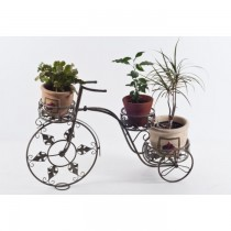Stylish Wrought Iron Planter Stand