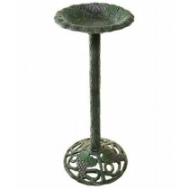 Superior Quality Aluminum Bird Bath