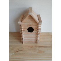 Superior Quality Wooden Bird House