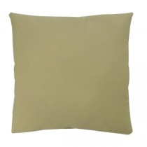 Tan Color Square Shape Polyester Cushion