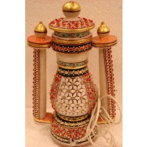 Traditional Marble Lantern In Stone Work