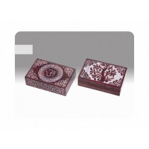 Tree of life Red Incense burner