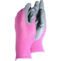 Two colored Ladies Soft Gloves