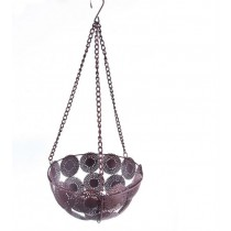 Unique Design Iron Hanging Basket