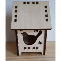 Unique Design MDF Bird House