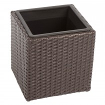 Unique Design Rattan Planter