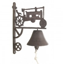 Unique Design Rustic Cast Iron Garden Bell