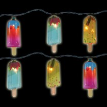 Unique Multi-Color Popsicle String Light Set