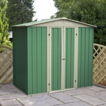 Upper Slope Type Garden Shed