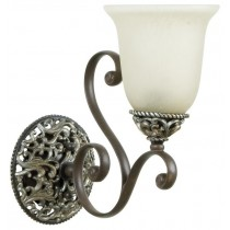 Vintage Bronze Wall Mount Sconce