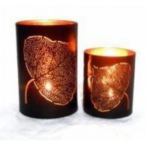Votive Set of Candle Holder