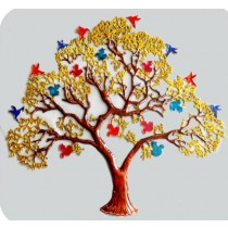 Wall Mounted Tree, 18 Inches