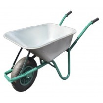 Wheel Barrow With Penumatic Wheel
