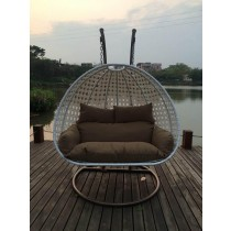 White Luxury Swing Chair