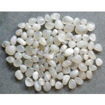 White Onyx Tumbled Pebbles