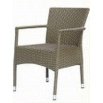 Wicker Matte Classic Restaurant Dinning Chair