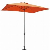 Without Base Crank Open System Garden Patio Umbrella