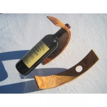 Wooden Bottle Holder