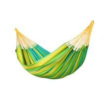 Yellow And Green Polypropylene Hammocks