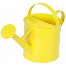 Yellow Color 27 cm Watering Can
