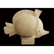 Artificial Sandstone Decorative Nimo Fish Fountain