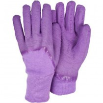 Lavender Ladies Garden Gloves