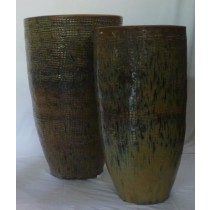 Earthenware 93cm Ceramic Planter