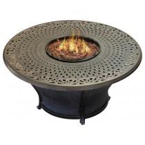 Elegant Cast Aluminum Round Shape Fire pit