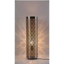 Etched  table lamp with beautiful design