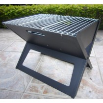 Fire pit for outdoor patio,  455 x 340 x 330mm