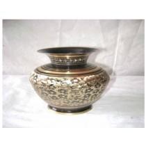 """Flower Vase jar Discowork 4"""""""