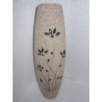 Beach Matte  Circular Shape Designer Flower Vase