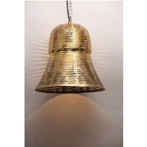 Golden shade Bell shape Hanging Lamp
