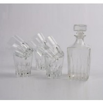 Graal Decanter Set