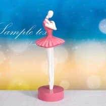 Pink handmade ballet beauty craft best gifts