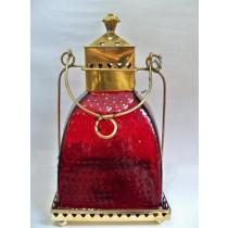 Red Lanterns with golden design
